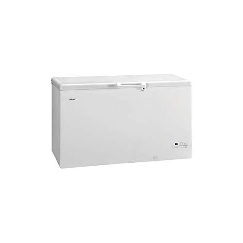 Haier HCE519R Autonome Coffre 519L A+ Blanc congélateur - Congélateurs (Coffre, 519 L, 32 kg/24h, SN-T, A+, Blanc)