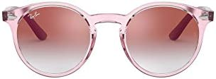 Ray-Ban Junior Unisex-Child RJ9064S Sunglasses (pack of 1)