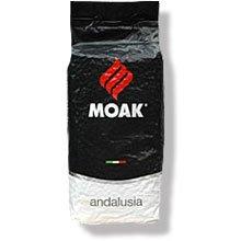 Moak Espresso Andalusia Bohnen, 1er Pack (1 x 1 kg)