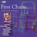 First Chairs: Cantos for Solo Instr
