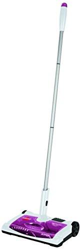 Bissell 41051 Supreme Sweep Turbo Kehrer, Akku-Besen für Hartböden und Teppiche, kabellos, aufladbar, 7.2 V