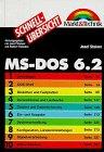 Schnellübersicht PC MS- DOS 6.2