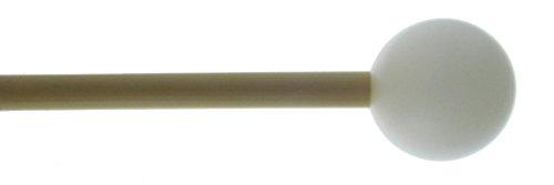 Mike Balter 91B Marching Medium Hard Keyboard Mallets mit Birke Griff und 3,8 cm Polyball
