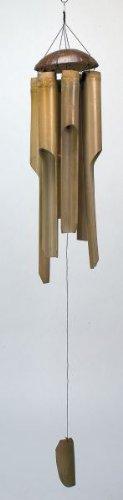 Bambusklangspiel klein