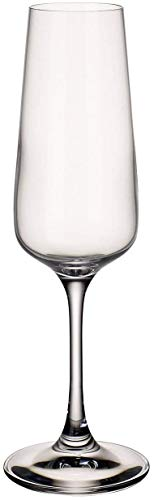 Villeroy & Boch 11-7209-8130 Flauta para Cava de 250 ml, Cristal, 7...