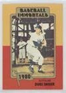 baseball immortals cards