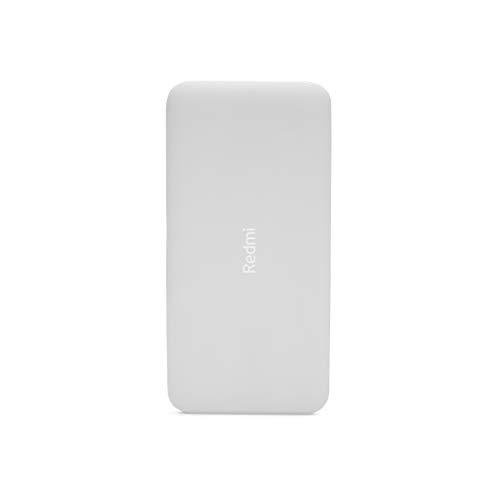 Redmi 10000 mAh Li-Polymer Power Bank (White)