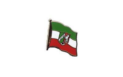 Flaggen-Pin Deutschland Nordrhein-Westfalen - 2 x 2 cm [Misc.]