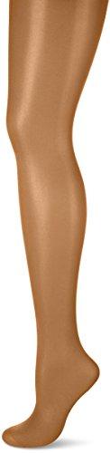Nur Die Damen Brillant 20 Strumpfhose, 20 DEN, Braun (Bronze 213), 40 (Herstellergröße: 38-40=S)