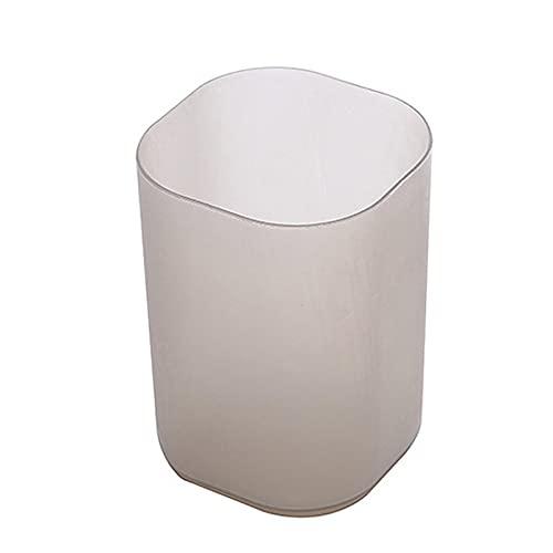 duhe189014 Portalápices de plástico de 2 piezas, organizador de escritorio y caja de almacenamiento de lápices para la escuela de oficina, caja de almacenamiento duradera con soporte physical