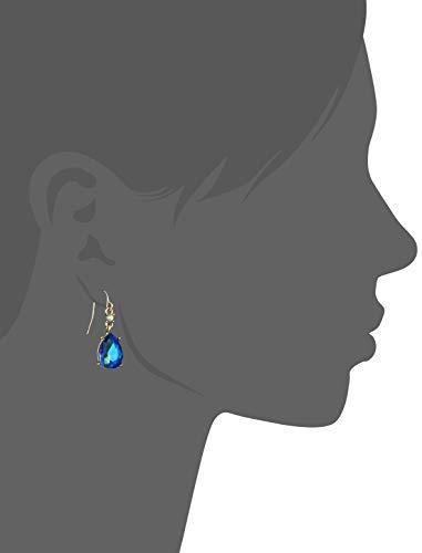 Betsey Johnson Stone Drop Earrings