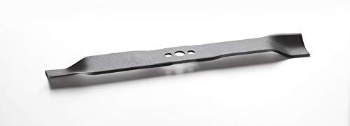 Universal GM577616118 Cuchilla de repuesto metalica para cortacésped estándar MBO018, para resultados de corte limpios,accesorios McCulloch, Standard, 46 cm