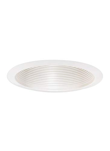 Sea Gull Lighting 1151AT-14 Gl-hlampen Einbauleuchte Wei- Step Baffle