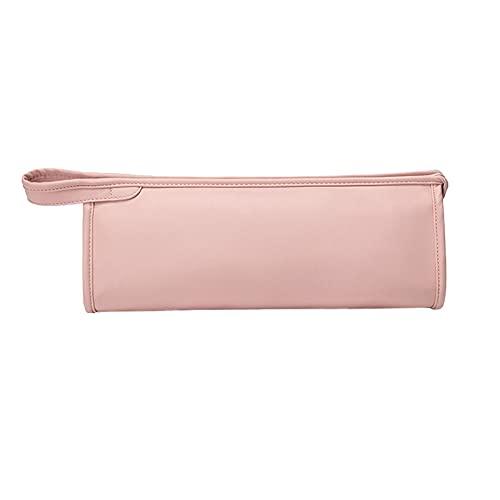 NIUQY Tragbar Wasserdicht Haar Trockner Tragen Tasche Zum Superssonic Styler Zubehör (Rosa)