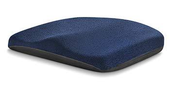 Tsumbay Cojín ortopédico de Espuma viscoelástica para Silla de Oficina, Asiento de Coche, cojín ergonómico para Asiento de Coche, Silla de Oficina, cómodo Cushion 1 Pieza