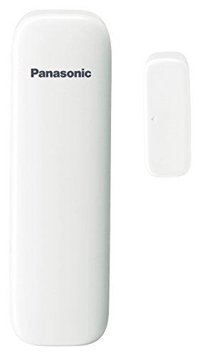 Panasonic KX-HNS101W Wireless Window/Door Sensor for Smart Home Monitoring System (White)