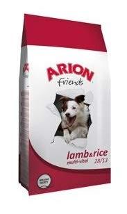 Arion Friends Lamb & Rice 15 Kg