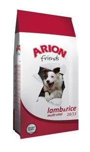 Arion Friends Lamb & Rice 15 Kg
