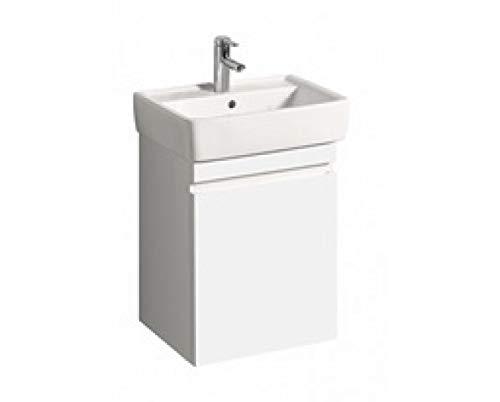 Keramag Renova Nr.1 Plan Waschtischunterschrank 869550 470x586x400mm, Weiss Hochglanz
