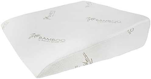 Wedge Pillow for Acid Reflux 7 Inch Pillow Wedge for Sleeping Industry Leading 1 5 Inch Memory product image