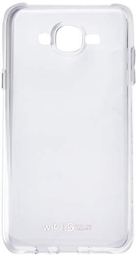Capa Protetora Clear Jelly Galaxy J7 Neo, Samsung, Transparente