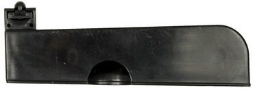 Well Airsoft 30-Rd ABS Spring Rifle Magazine (Black) for VSR-10 AWM G22 MB10 MB12 Airsoft Bolt Action Spring Sniper Rifle