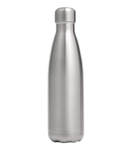 Deals - Botella de acero inoxidable 500 ml térmica Royal Plus.
