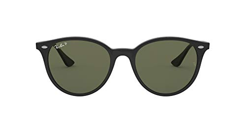 Ray-Ban 0RB4305 Gafas de sol, Black, 53 Unisex