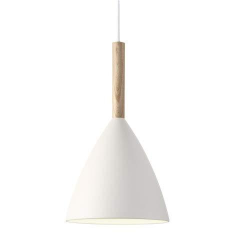 Lampada da parete canto con luce Stencilmoderna Illuminazione Parete Metallo Zincato