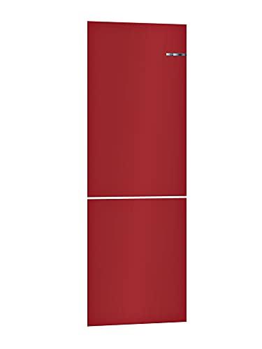 Bosch KSZ2AVR00 - Accessorio per frigoriferi VarioStyle, porta anteriore sostituibile, colore: Rosso ciliegia