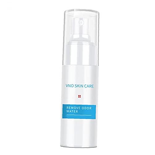 Tsikuxm Desodorante Spray Desodorante Desodorante Anti-perspirante con protección efectiva contra el Olor Corporal 30ml