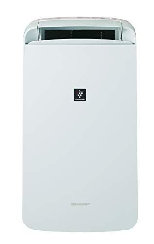 シャープ 衣類乾燥機 兼 除湿機 プラズマクラスター 1台4役 除湿 10L アイスホワイト CM-J100-W