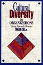 Cultural Diversity in Organizations: Theory, Research and Practice