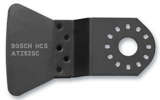 Bosch Professional Starlock - Rascador rígido, ATZ 52 SC, 52 x 26 mm