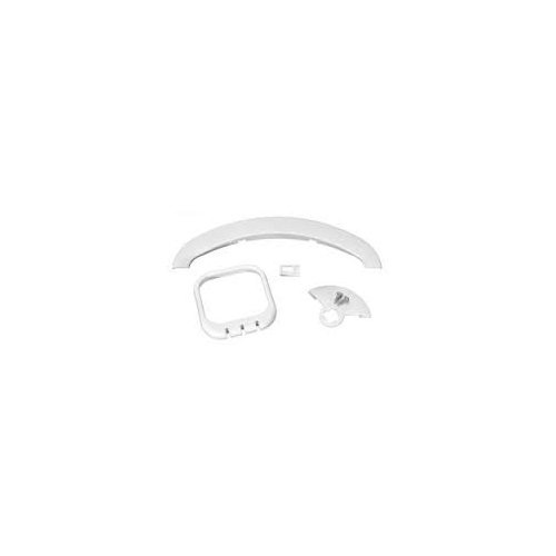 Learn More About Zodiac Jandy R0375500 Gunite Bumper Flatmouth Kit - White