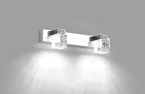 ZMY 6 9 12W Vanity Lighting Crystal 2021new shipping free M Fixtures Max 46% OFF LED Bubble Column