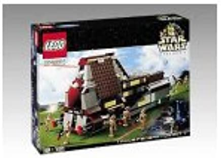 Amazon com: LEGO 7184 Trade Federation MTT: Toys & Games