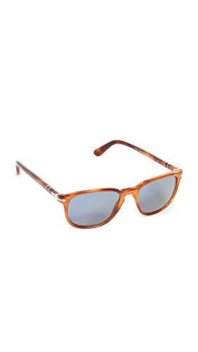 Persol Sunglasses PO3019S 96/56 Light Havana 52MM NEW