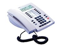 Agfeo ST 30 weiß, System-Telefon