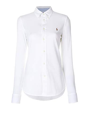 Polo Ralph LaurenHEIDI - Camiseta Manga Larga - White