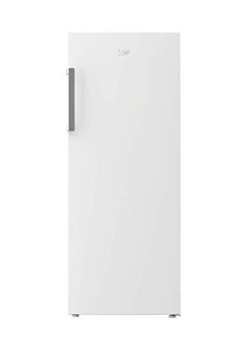Beko RFNE270K32W Gefrierschrank/No Frost/ 6 Gefrierfächer/ 4 Gefrierschubladen/A++/ 42 dB/Hxbxt: 151, 8x59, 5x65 cm