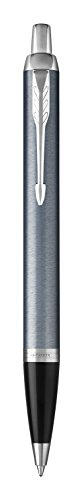 {parent::item_name.value}} Balpen Confezione blister Light Blue Grey Chrome Trim