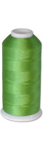 Buy Bargain 12-cone Commercial Polyester Embroidery Thread Kit - Springtime Green P745 - 5500 yards ...
