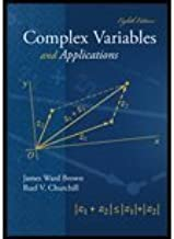 Complex Variables & Applications by Brown,James; Churchill,Ruel. [2008,8th Edition.] Hardcover