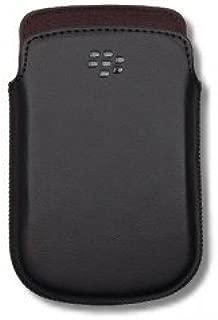 BlackBerry LeatherCase HDW-38844-001 9900 9930