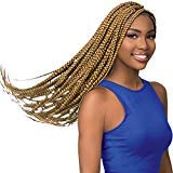 [MULTI PACKS DEAL] SENSATIONNEL AFRICAN COLLECTION KANEKALON AQUATEX PRE-LAYERED SYNTHETIC BRAID 48' / WATER-REPELLENT - 3XRUWA (2PACKS, 1B)
