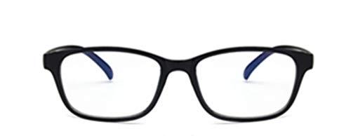 Tofox Moda Diseñador Retro Metal Redonda Cuadrado Anteojos Marco De Lentes Claros Sin Receta Gafas Marco Hombre Mujer