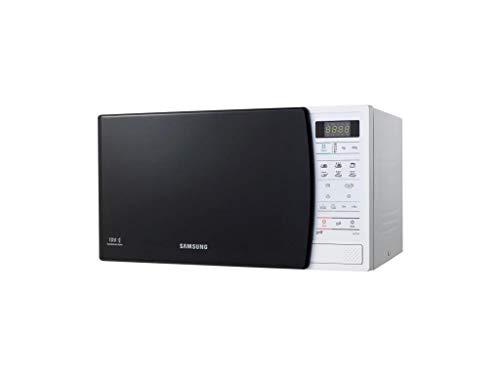 Samsung GE731K Encimera - Microondas (Encimera, Microondas combinado, 20 L, 1150 W, Tocar, Negro, Blanco)