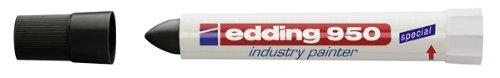 edding 4-950001 Spezialmarker 950 industry painter, 10 mm, schwarz