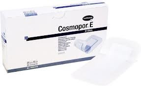 Cosmopor E Steril 25cm x 10cm Wundverband (25 Stück)